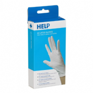 HELP Latex Gloves - Pair